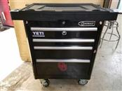 Kobalt 35.6-in x 27-in 4-Drawer Ball-Bearing Steel Tool Cabinet (Black)